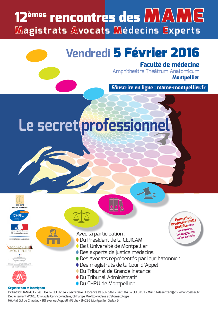 affiche mame 2016
